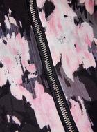 Jax - Robe fourreau à motif floral et épaules dénudées, Multi, hi-res
