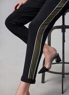 Joseph Ribkoff - Pantalon style athlétique, Noir, hi-res