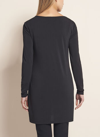 Linea Domani Long Sleeve Tunic , , hi-res