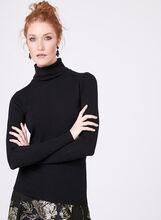 Long Sleeve Turtleneck Sweater, , hi-res