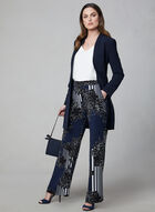Rectangular Crossbody Bag, Blue, hi-res