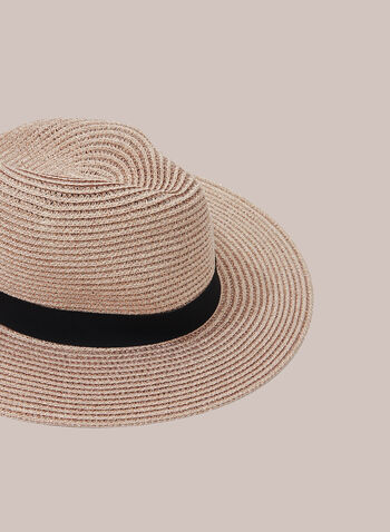 Panama Hat , Pink,  hat, panama hat, straw hat, coloured hat, spring 2020, summer 2020