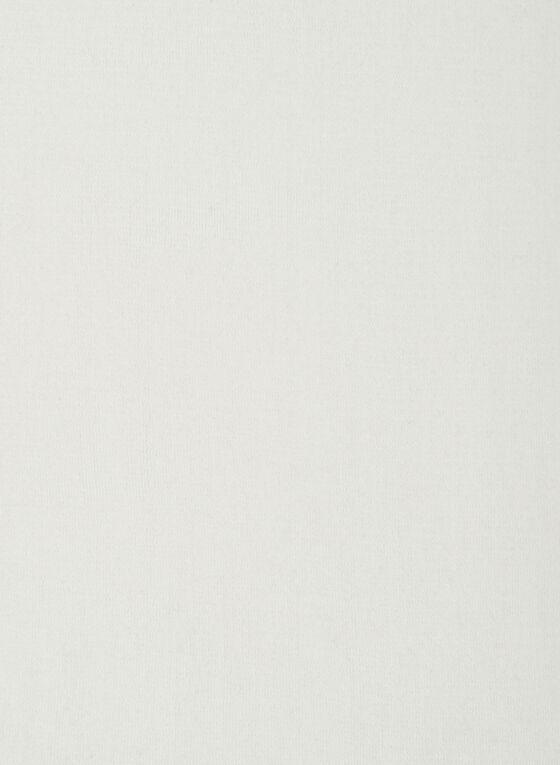 Fringe Scarf, Off White, hi-res