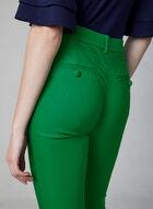 Jules & Leopold - Pantalon capri, Vert, hi-res