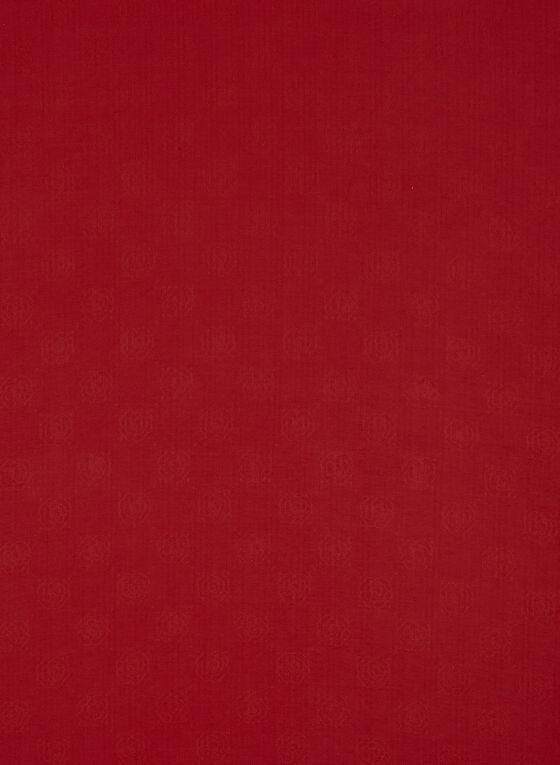 Karl Lagerfeld Paris - Lightweight Scarf, Red