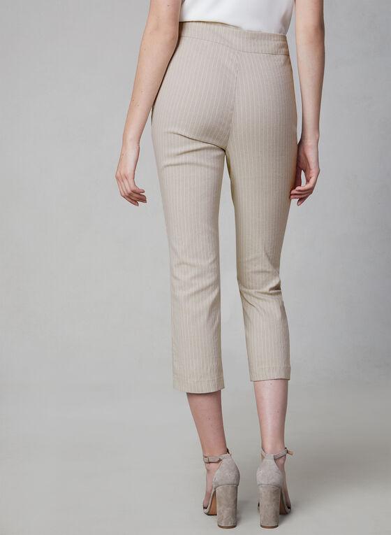 Jules & Leopold - Capri Pants, Grey, hi-res