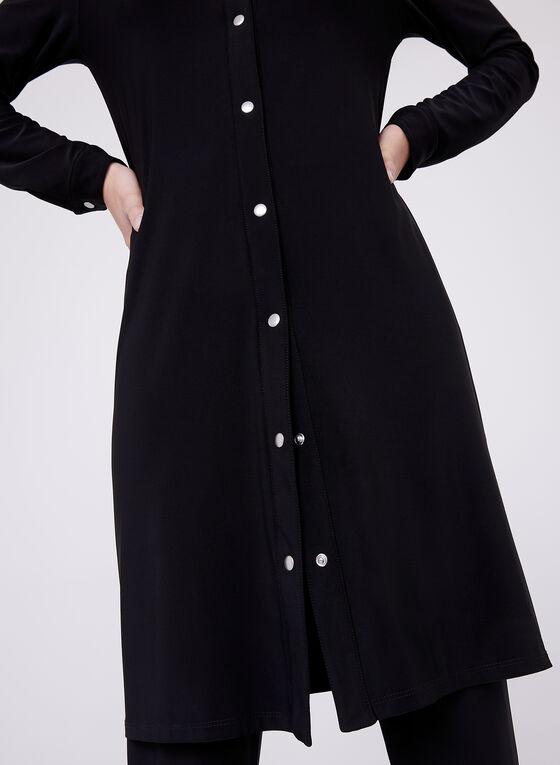 Compli K - Long Sleeve Top , Black, hi-res