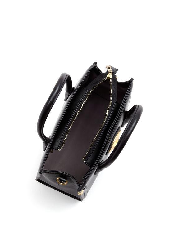 CÉLINE DION - Sac à main Octave, Noir, hi-res