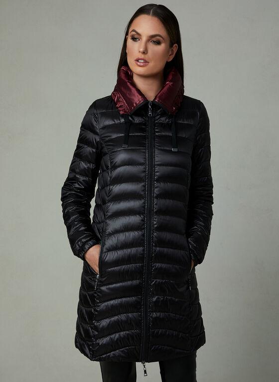 Nuage - Packable Down Coat , Black