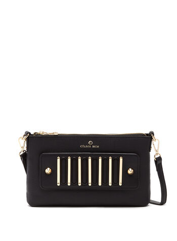 Céline Dion – Crossbody Clutch, Black, hi-res