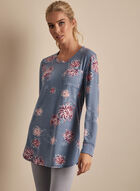 Comfort & Co. - Two-Piece Pyjama Set, Blue