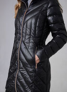 BCBGeneration - Manteau compressible, Noir, hi-res
