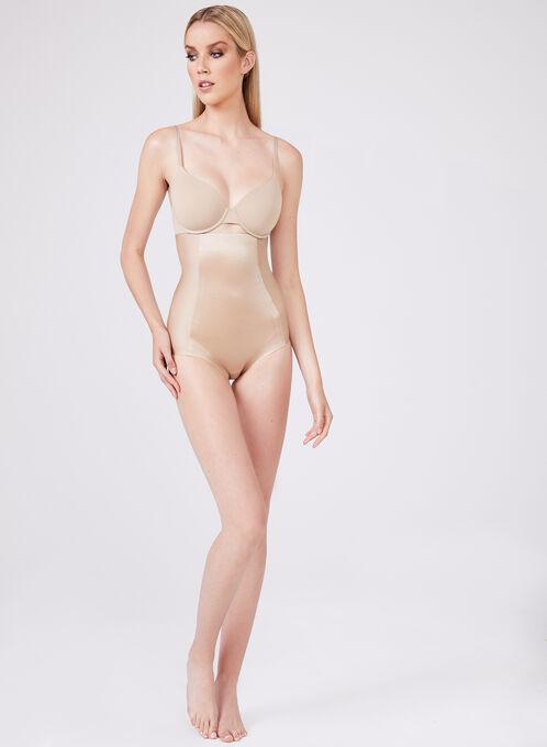 Culotte Body Hush à taille haute , Blanc cassé, hi-res