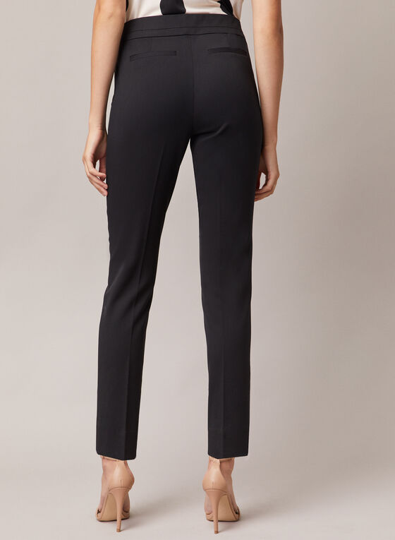 Amber Ankle Length Pants, Black