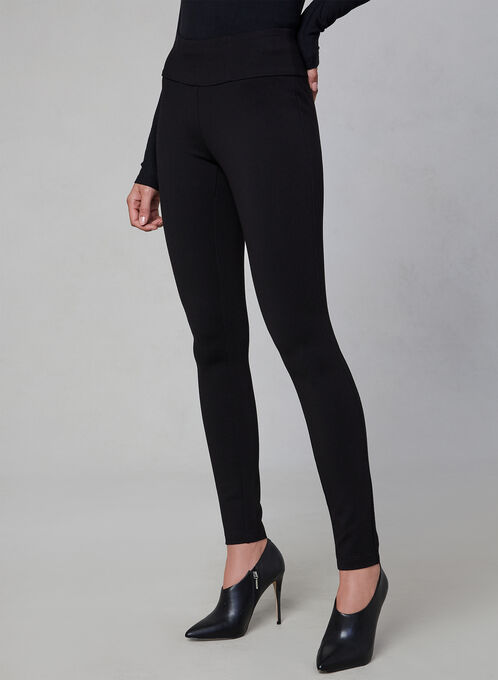 Legging Kayla à taille mi-haute , Noir, hi-res