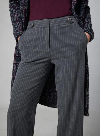 Soho Wide Leg Pants, Grey,  fall winter 2019, wide leg, soho, pockets
