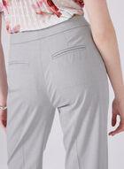 Louben - Pantalon à jambe droite , Argent, hi-res