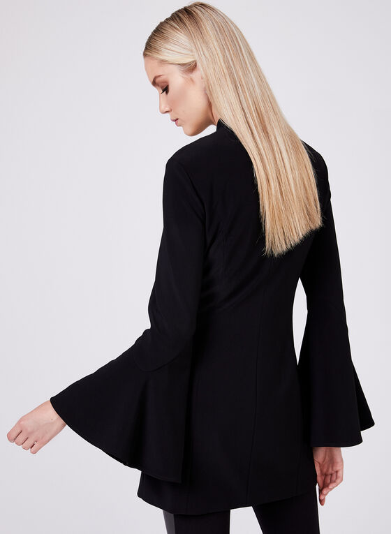 Frank Lyman - Bell Sleeve Jacket, Black, hi-res