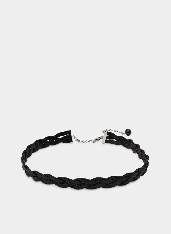 Braided Belt, Black