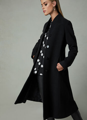 b4f5db0eee0 Mallia - Long Cashmere Blend Coat