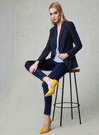Super Soft Slim Leg Jeans, Blue, hi-res