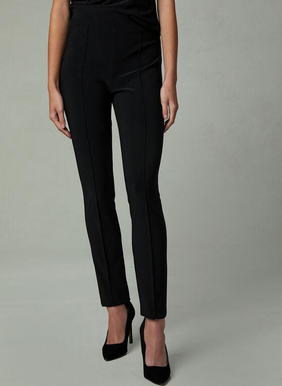Joseph Ribkoff - Slim Leg Pants, Black, hi-res