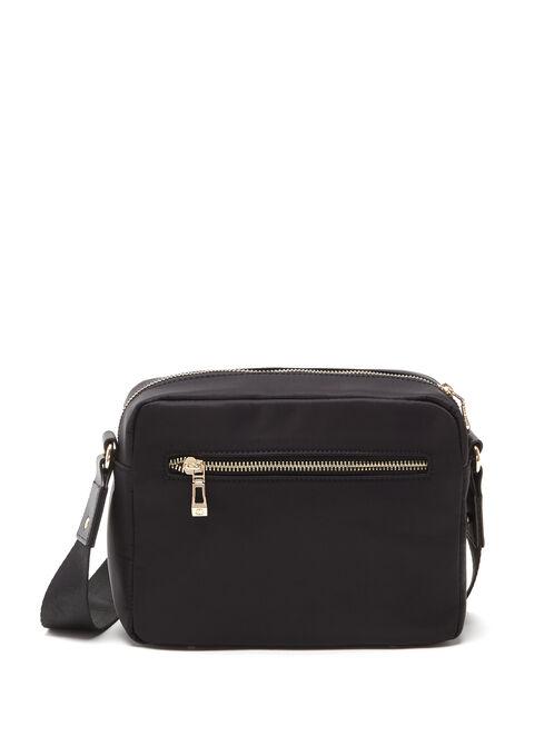 CÉLINE DION - Presto Crossbody Bag, Black, hi-res