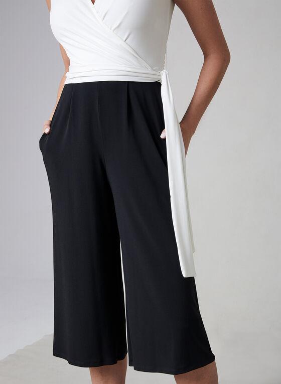 Maggy London - Jersey Jumpsuit, Black