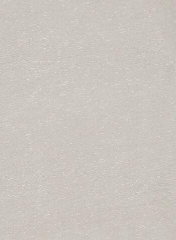 Foulard pashmina en soie, Argent,  foulard, pashmina, soie, marbré, printemps été 2020