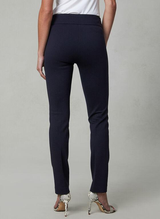 Madison Ponte de Roma Pants, Blue, hi-res