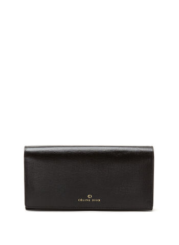 Céline Dion -  Long Wallet, Black, hi-res