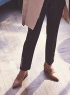 Giselle Button Detail Pants , Black