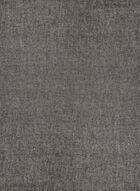 Studded Oblong Scarf, Grey, hi-res