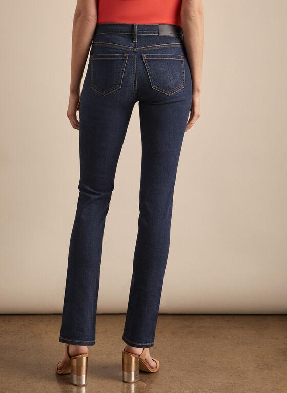 Olivia Straight Leg Jeans , Blue