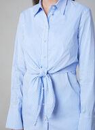 Frank Lyman - Button Down Blouse, Blue, hi-res