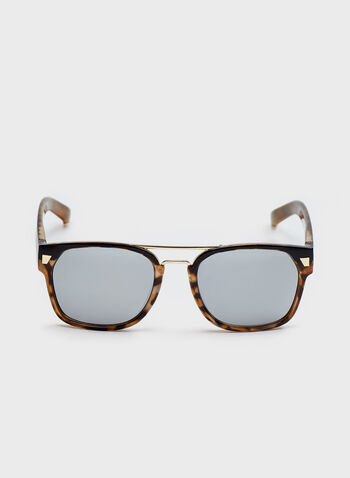 Tort Sunglasses , Brown, hi-res