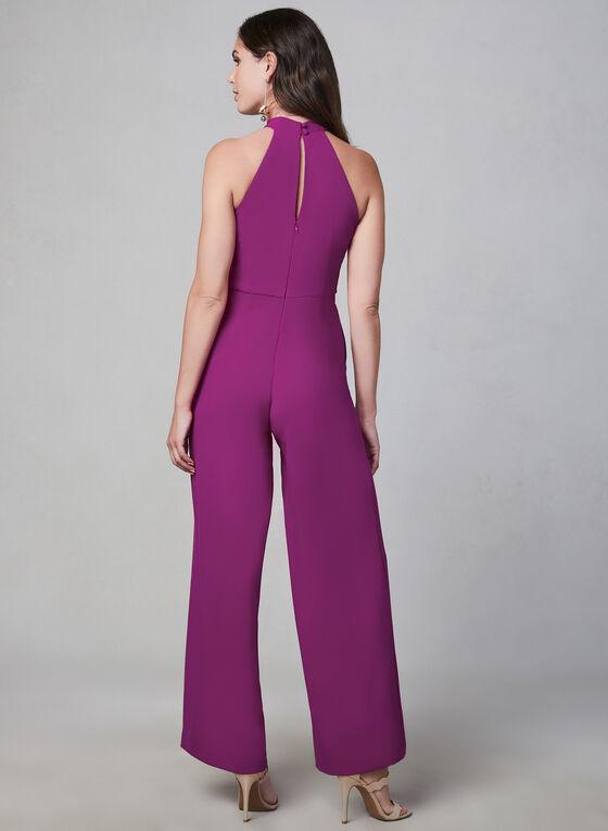 Julia Jordan - Combinaison à jambe large, Rouge, hi-res