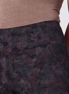 Madison Pull-On Slim Leg Pants, Red, hi-res