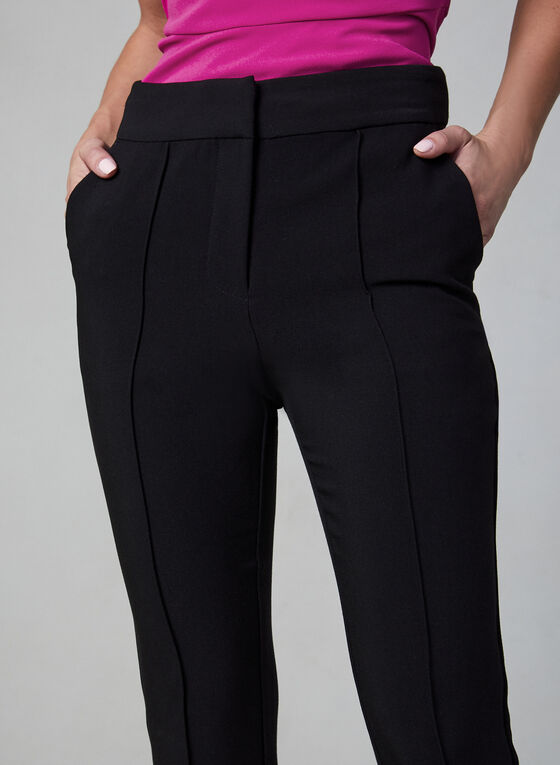Vince Camuto - Slim Leg Pants, Black