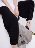 Joseph Ribkoff - Jersey Harem Pants, Black, hi-res