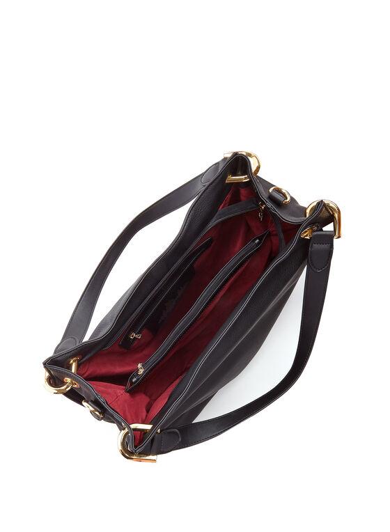 Céline Dion - Hobo Bag, Black, hi-res