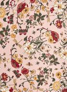 Foulard léger à motif floral, Rose, hi-res