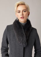Mallia - Wool & Cashmere Coat, Grey