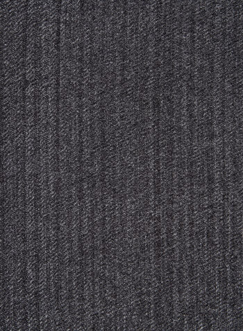 Herringbone Print Scarf, Grey, hi-res,  viscose, contrast border, herringbone, scarf, shawl, lightweight, contrast