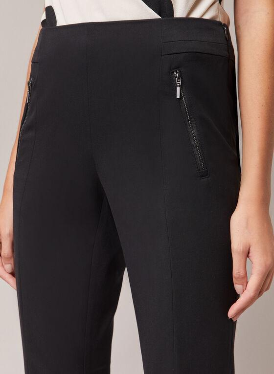 Amber Ankle Length Pants, Black