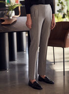 Pantalon Amber coupe tailleur, Gris