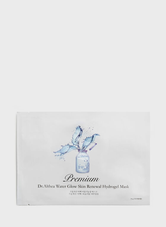 Dr.Althea - Water Glow Skin Renewal Hydrogel Mask , Multi, hi-res