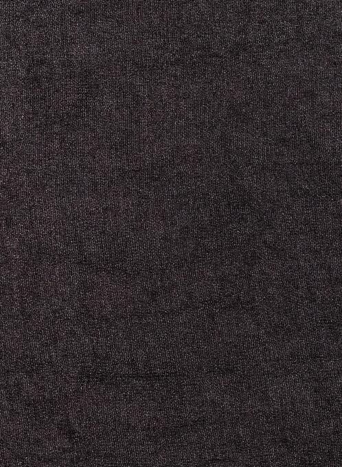 Foulard pashmina aspect soie, Noir, hi-res