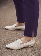 Giselle Slim Leg Pants, Purple