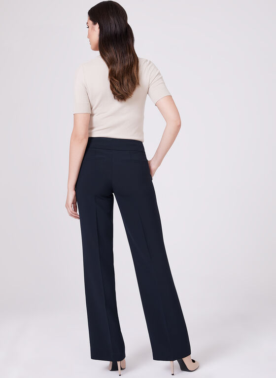 Wide Leg Soho Pants, Blue, hi-res
